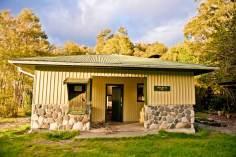 Brown River Hut