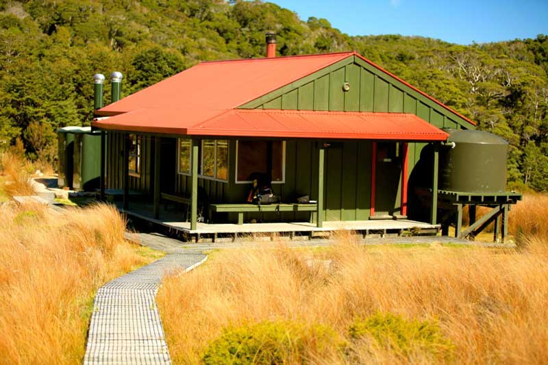Gouland Downs Hut