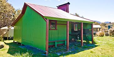 Gouland Downs Hut