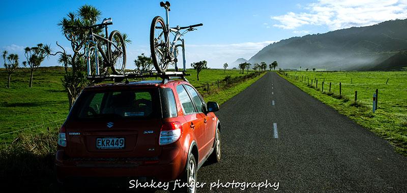 On the Way to Kohaihai (Photo by Stephen Roberts)