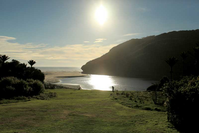 Heaphy River Mouth