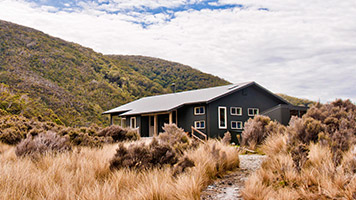 Heaphy Track Huts, Shelters & Campsites