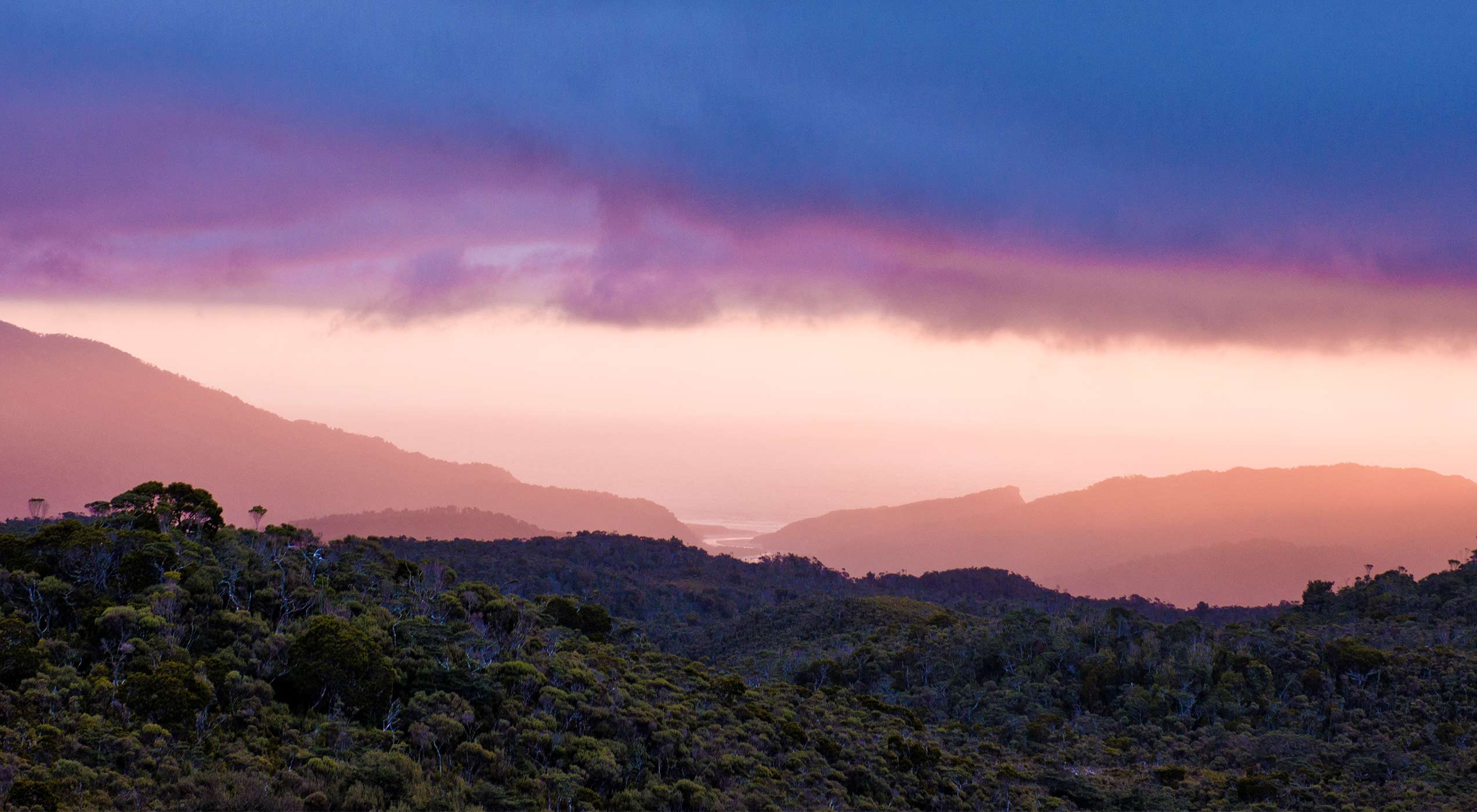 Heaphy Track Weather