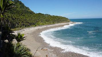 Beach Near Karamea