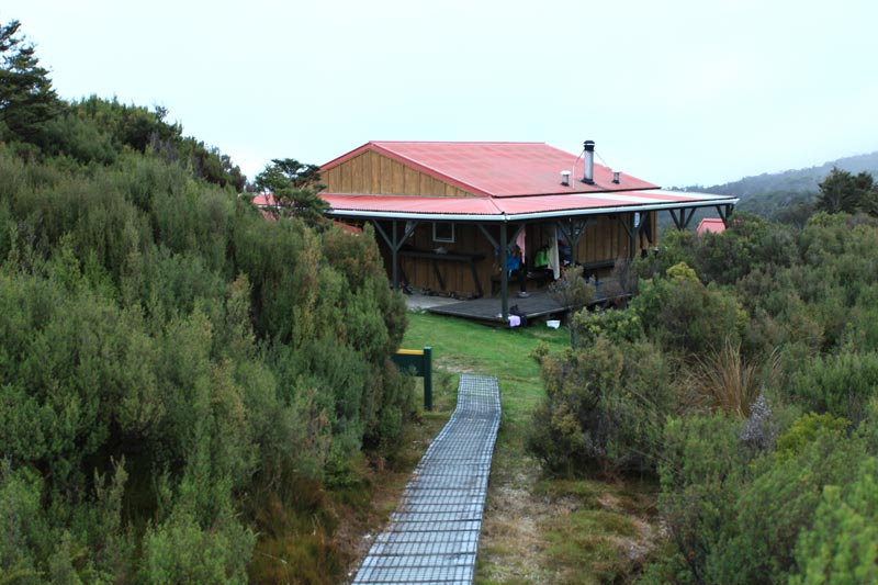 James Mackay Hut