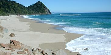 Scotts Beach Karamea